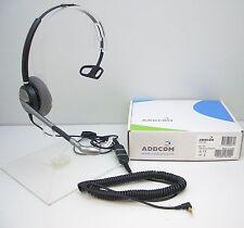 Add700/06 Headset for Cisco Spa508 921 922 941 942 962 & Polycom 320 321 330 331
