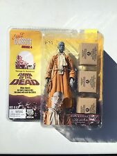 "NECA CULT CLASSICS SERIES 6 HARE KRISHNA ZOMBIE 7""ACTION FIGURE DAWN OF THE DEAD"