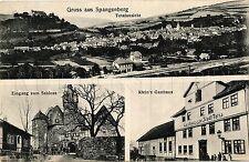Vor 1914 Ansichtskarten aus Hessen für Architektur/Bauwerk und Burg & Schloss