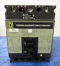 Square D 480 Volt 90 Amp 3 Pole Breaker - FAL34090 Unused!!!