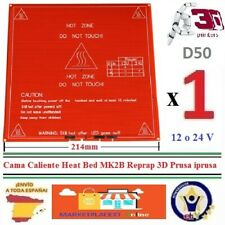 Cama Caliente Heat Bed MK2B Reprap Impresora 3D prusa iprusa D50