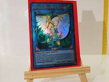 YuGiOh Orica Hieratic Dragon of Ramesses Holo Götter Custom Super