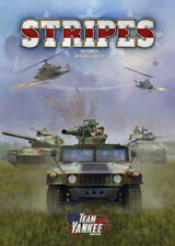 Flames of War BNIB Team Yankee Stripes Book FW912