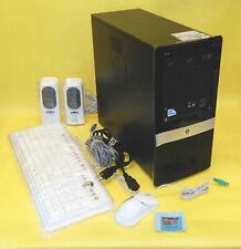 Upgraded Hp Pro 3000 Mt Intel Pentium Dual Core E6600 3.06Ghz 4Gb Ram 500Gb Hdd