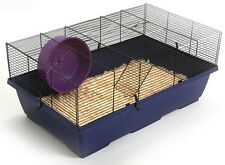 Pennine Large Rat / Chinchilla / Degu / Ferret Cage Home Flat Pack 80 x 50 x34cm