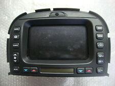 JAGUAR S-TYPE Navegador Monitor Pantalla CON RADIO Code 2r83-10e889-bg