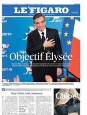 Le Figaro 28.11.2016 N°22488*FILLON-ELYSÉE*Juppé-SARKO=MORTS*Nucléaire SUISSE