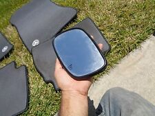 1998-2011 Lincoln TOWN CAR HEATED AUTO DIMMING dim Mirror GLASS LEFT driver's