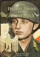 The Helmet Decals of the Third Reich Helme Stahlhelme Modelle Varianten Buch NEU