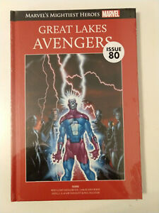 Great Lakes Avengers Marvels Mightiest Heroes Graphic Novel Collection 81 HB