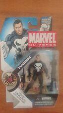 "Unopened Marvel Universe #020 Blackout Punisher 3.75""  Hasbro 2008 Series 1"