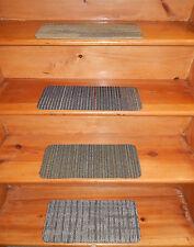 11 - 12 = Step Indoor Stair Treads  Step Rug Stair Case   8'' x 18''  VP 19.