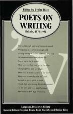 Poets on Writing: Britain, 1970-1991 (Language, Discourse, Society) by
