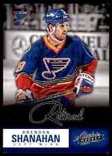 2013-14 Panini Absolute Hockey Brendan Shanahan #8