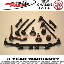 HD Ball Joint Tie Rod Center Link Kit for Chevy Malibu Regal Monte Carlo 78 - 87