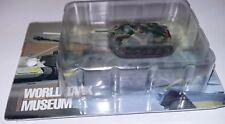Takara 1/144 World Tank Museum 2. German Hetzer Tank. In camouflage. (#33)