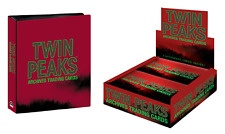2019 Twin Peaks Archives Trading Cards Sealed BOX & BINDER Combo - Rittenhouse