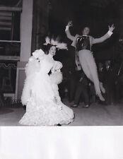 Maria Félix La Belle Otero Richard Pottier Lot de 3 Photos Vintage Original 1954