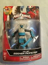 Bandai Saban's Power Rangers Ninja Steel Villain Basher Monster Action Figure