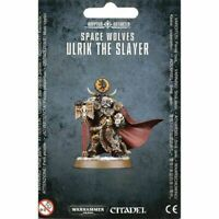 Games Workshop Warhammer 40K Space Wolves Ulrik the Slayer