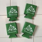NEW Set of 4 Coors Light St. Patrick's Day Coozies / Koozies — Beer — Irish