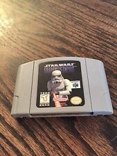 Star Wars: Shadows of the Empire Nintendo 64 N64 Game Cart Works Fun NE5