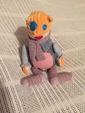 Original Les Deglingos Stuffed Animal Plush Designed In France Retired