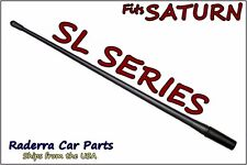 "FITS: 1991-2002 Saturn SL Series - 13"" SHORT Custom Flexible Rubber Antenna Mast"