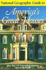 National Geographic Guide to Americas Great Houses Wiencek, Henry VeryGood