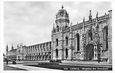 BR19231 Lisboa Mosteiro dos Jeronimos  portugal