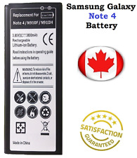 New Replacement Battery For Samsung Galaxy Note 4, 3220 mAh, EB-BN910BBE