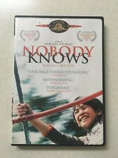 Nobody Knows (Dvd, 2004) English Subtitles
