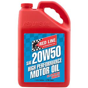 Red Line Motor Oil 20W-50 3.8L 12505