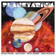 Planetarium by Sufjan Stevens/Nico Muhly/Bryce Dessner (The National)/James McAlister (CD, Jun-2017, 4AD (USA))