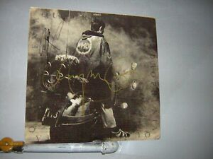The Who Signed LP Quadrophenia By 2 Musicians