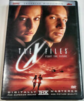 The X-Files: Fight the Future, Rob Bowman (DVD, 1999)