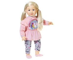 Sally Puppe von Zapf 63 cm Weichkörper XXL Neu