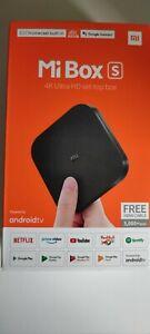 Xiaomi Mi Box S (4k Ultra HD set-top box) *NEU* ~inkl. HDMI Kabel~