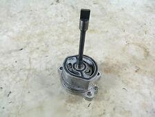 05 Suzuki GSXR600 GSXR 600 GSX R R600 Engine Oil Pump