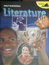 Grade 6 Literature Set of 2 - Student and Teacher Edition - Holt McDougal