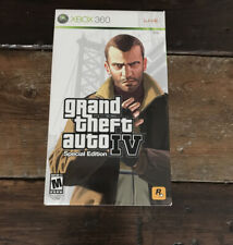 Grand Theft Auto IV — Special Edition (Xbox 360, 2008) *COMPLETE IN BOX*