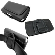Genuine Leather Case Cover HORIZONTAL Holster Belt Clip For IPHONE 6 / 6S 4.7""
