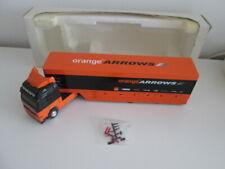 Camion Volvo FH 12 + Semi 3 Ess F1 Team ARROWS ORANGE 1/43 Eligor