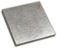 "Steel Bench Block - 1.5"" x 1.5"" x .5"" - High Quality"