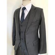 Costume Garçon gris TAILLE 10 ANS ,costume mariage, costume enfant ceremonie