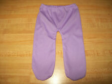 """LIGHT PURPLE-ORCHID/LAVENDER TIGHTS LEGGINGS for 16"""" CPK Cabbage Patch kids"""