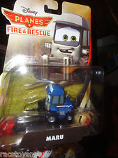 DISNEY FIRE AND RESCUE SERIES FIGURE MARU , NEVER OPENED