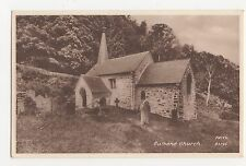 Culbone Church Postcard, A850