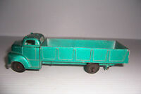 """VINTAGE STRUCTO PRESSED STEEL TOY TRUCK 7"""" LONG CONSTRUCTION TRUCK?"""