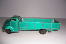 """VINTAGE STRUCTO PRESSED STEEL TOY TRUCK 7"""" LONG MAYBE FOR CAR HAULER?"""